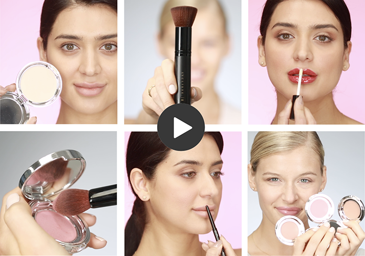 GET THE BEST MINERAL MAKEUP HOW-TO'S WITH NEW BEAUTY VIDEO TUTORIALS FROM L'ECLISSE